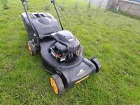 Self drive lawnmower