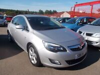 *VAUXHALL ASTRA SRi*1.6**61 REG*IMMACULATE*40K MILES*FULL SERVICE HISTORY*GREAT BUY AT ONLY £5995*