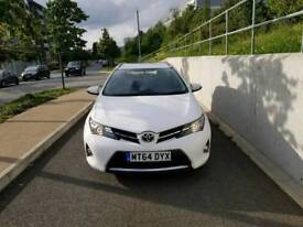 Toyota auris 64 estate