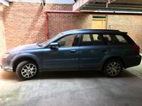 Subaru Outback S 5 door V good condition, Dog Guard, £1500 ono full service history