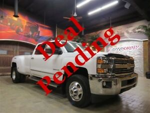 2015 Chevrolet SILVERADO 3500HD ** LTZ!! DUALLY!! DIESEL!! **