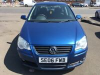 2006 Volkswagen POLO S 1.4 , MOT-May 2019 , only 50,000 miles , service histo...
