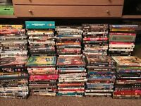 200+ DVD's and Xbox / PS2 Games
