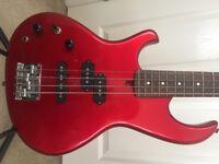 Bass Guitar Leftie - Aria Pro11 Cat Bass Series