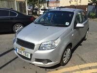 2011 CHEVROLET AVEO 1.2 PETROL 5 Door