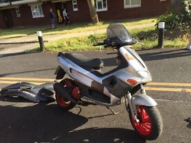 Gilera 172 2001 pm tuning for sale