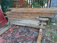 Reclaimed Timber 9inch x 2inch And 5inch x 4inch