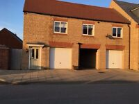 Modern 2 bedroom house to let