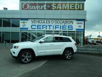 2015 Jeep Grand Cherokee Limited + NAVIGATION + TOIT + ROUES 20