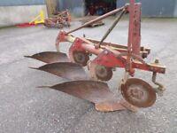 kverneland ploughs
