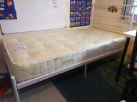Single Bed (3ft) with Ortho Sprung Mattress
