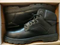 New Mens Size 12 Steel Toe Capped Boots