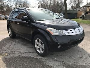 2004 Nissan Murano AWD - SAFETY AND WARRANTY INCL