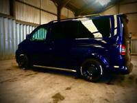 """VW Alloys actually Banded Steels 17"""" T5"""