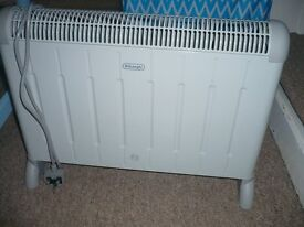 Delonghi mains operated heater