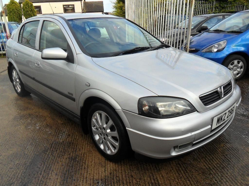 vauxhall astra sxi 2 0 dti 5 door diesel 2004 silver alloys cd full years mot in dromore. Black Bedroom Furniture Sets. Home Design Ideas