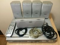 Philips DVD Home cinema system –LX7000SA with subwoofer
