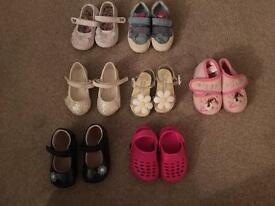 Toddler size 3 shoes