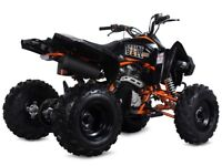 NEW STOMP KAYO RAGING BULL 250CC QUAD BIKE 12 MONTHS PARTS WARRANTY INCLUDED