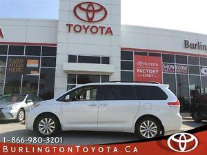 2012 Toyota Sienna XLE ALL WHEEL DRIVE