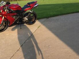 2006 Yamaha r1 only 15000 miles