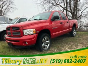 2004 Dodge Ram 1500 ST **AS IS** 5.7 L HEMI, 4x4.