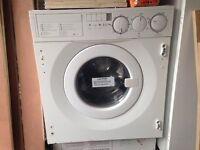 Integrated washer/dryer