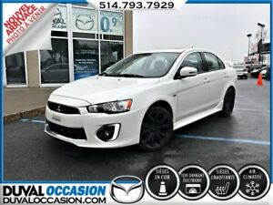 2016 Mitsubishi Lancer GTS + PREMIUM PACKAGE + CUIR + TOIT OUVRA