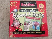 BrainBox Board Game - Blood & Guts
