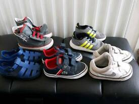 Toddler shoe bundle