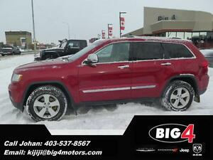 2011 Jeep Grand Cherokee Limited, Bluetooth, Backup Camera