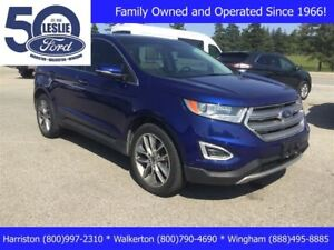 2015 Ford Edge Titanium   Sold & Serviced by Leslie Motors