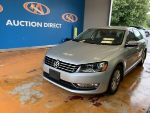 2014 Volkswagen Passat 2.0 TDI Trendline NEW TIRES!!! LOW KM'...