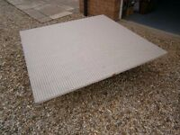 LLOYD LOOM TABLE TOP - TOP ONLY - £50.00