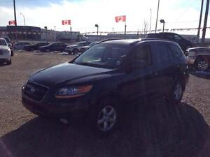 2009 Hyundai Santa Fe NO PAYMENTS UNTIL FEB 2017..0 DOWN..oac Edmonton Edmonton Area image 4