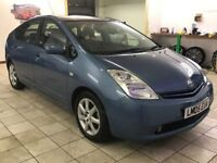 !!FULL SERVICE HISTORY!! 2005 TOYOTA PRIUS 1.5 HYBRID / AUTO / 12 MONTHS MOT / EXCELLENT MPG