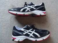 Asics Trainers / Jogging Shoes (UK Size somewhere between 10-12)