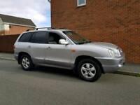 Hyundai Santa Fe CRTD CDX AWD 55 Plate