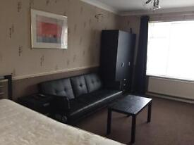 Very large bedroom in park north