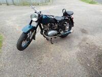 IZH IZ 49 beautiful kossack 350 cc spares or repair