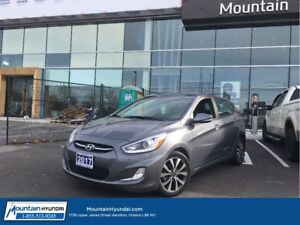 2017 Hyundai Accent GLS | SUNROOF | ALLOYS | DEMO |