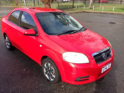 2007 Holden Barina Hatchback O Pearsall Wanneroo Area Preview