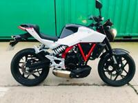 Hyosung GD (2016) 66 plate 250cc mint condition like brand new very low mileage