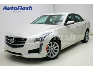 2014 Cadillac CTS 2.0L Turbo AWD *Sieges-Climatisé/Cooled-Seats!