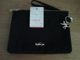 New with tags Kipling wristlet/gadget bag
