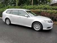 2009 Saab 9-3 Linear SE TID 150 Estate – Great value, nice example, Full History, MOT Nov 18