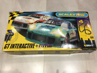 Scalextric GT Interactive +RMS