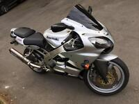 2002 ZX636 29000miles £1800ono