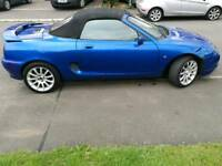 MGF Trophy 160 Convertible 1.8 VVC – Limited Edition (2001, Y Plate)