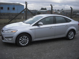 2011 mondeo zetec powershift